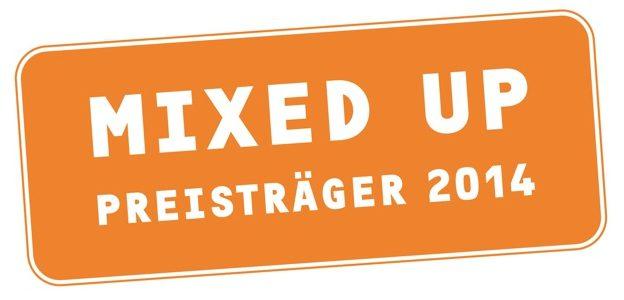 Logo Mixed Up )reistraeger 2014